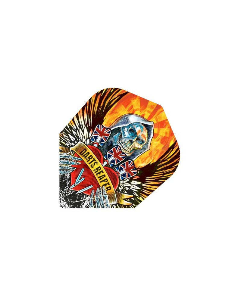 Aletas Harrows darts  Quadro 2017