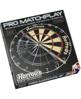 Diana tradicional Harrows Pro Matchplay
