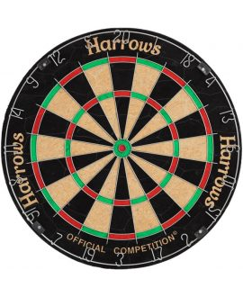 Harrows darts Official Competition dartboard
