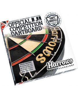 Diana tradicional Harrows darts Oficial punta acero