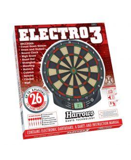 Diana Harrows darts Electro 3