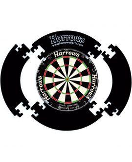 4 Piece Dartboard Surround Harrows darts
