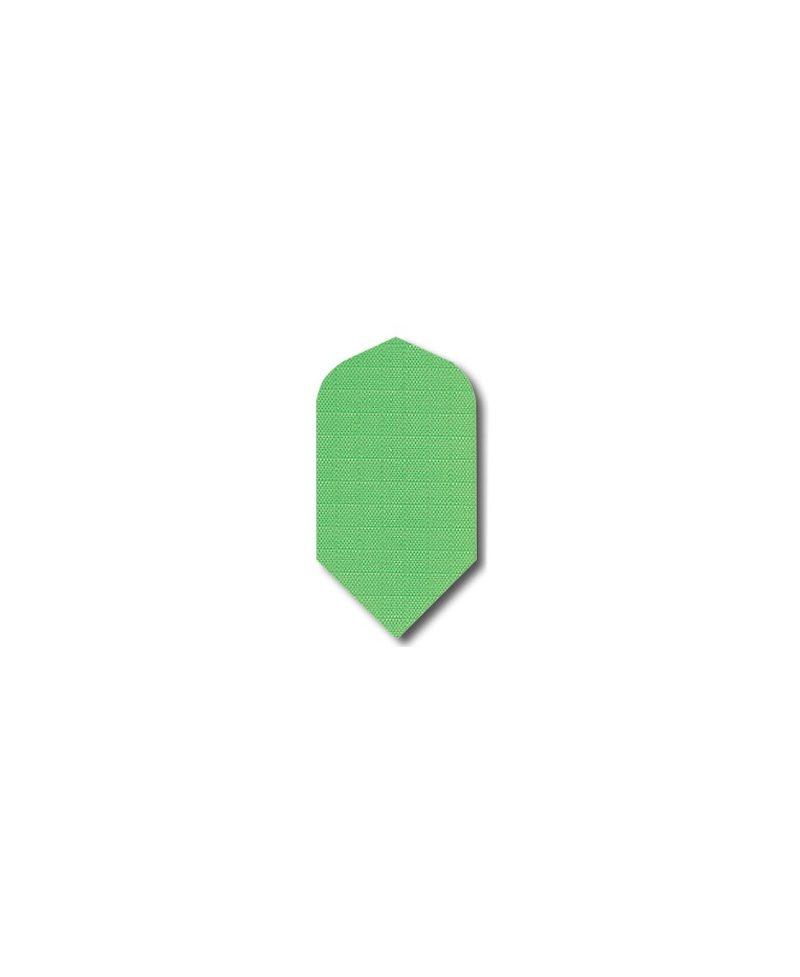 Aleta dardos nilón verde slim