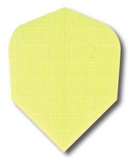 Aleta dardos nilón amarilla STD