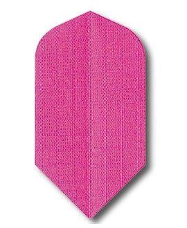 Aleta dardos nilón rosa Slim