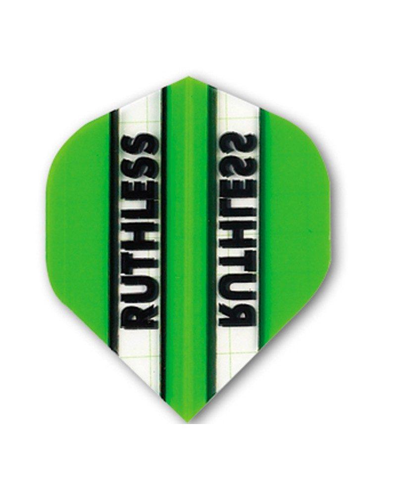 Aleta dardos Ruthless 03 std verde