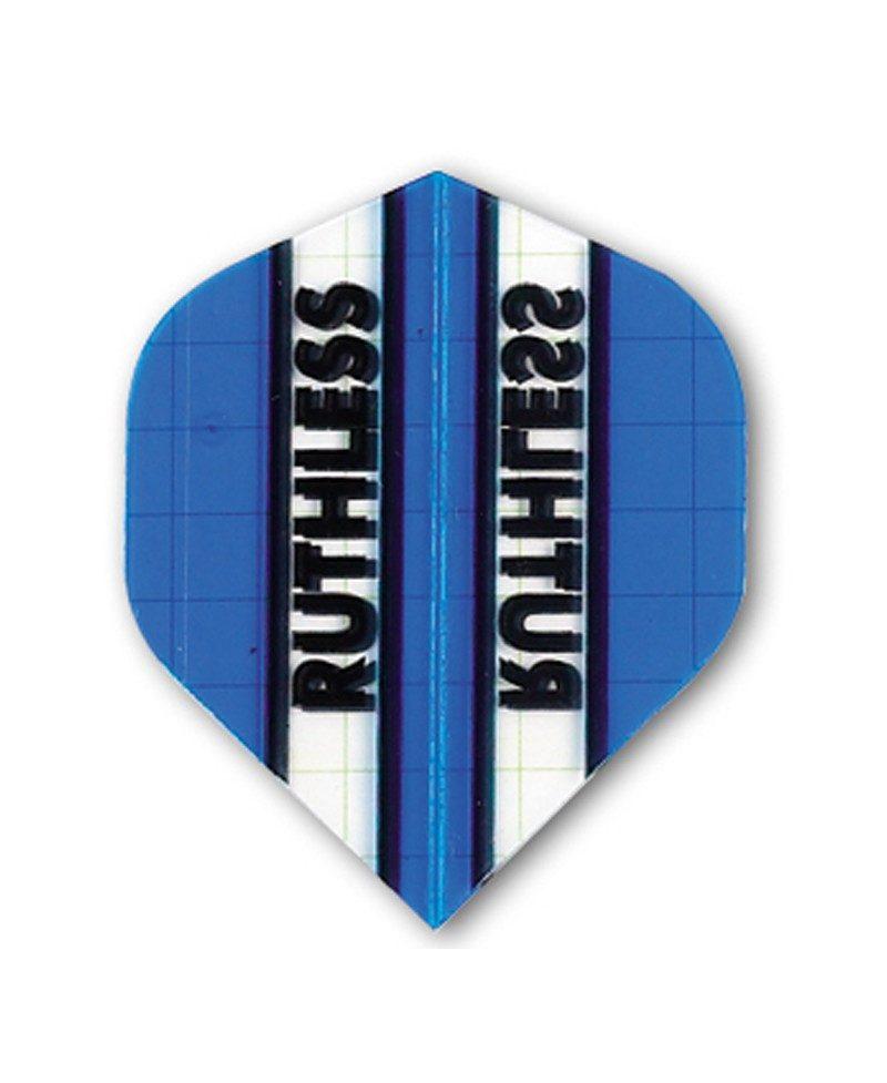 Aleta dardos Ruthless 04 std azul