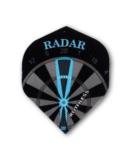 Aleta Ruthless 09 std negra radar