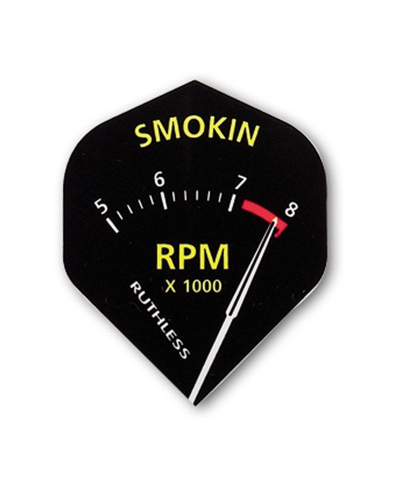 Aleta Ruthless 10 std negra smoking