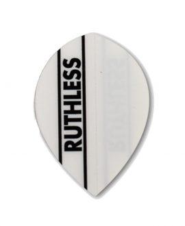 Aleta Ruthless 02 oval blanca