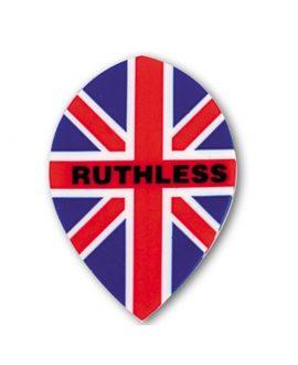 Aleta dardos Ruthless 07 oval UK