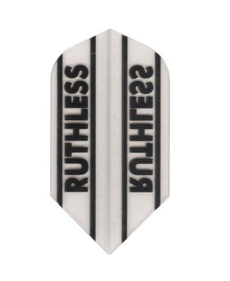 Aleta dardos Ruthless 13 slim transparente