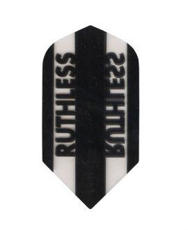 Aleta dardos Ruthless 14 slim  negra