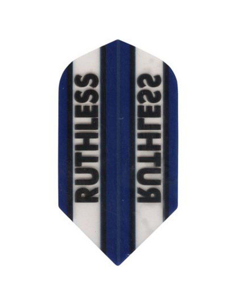 Aleta dardos Ruthless 16 slim  azul