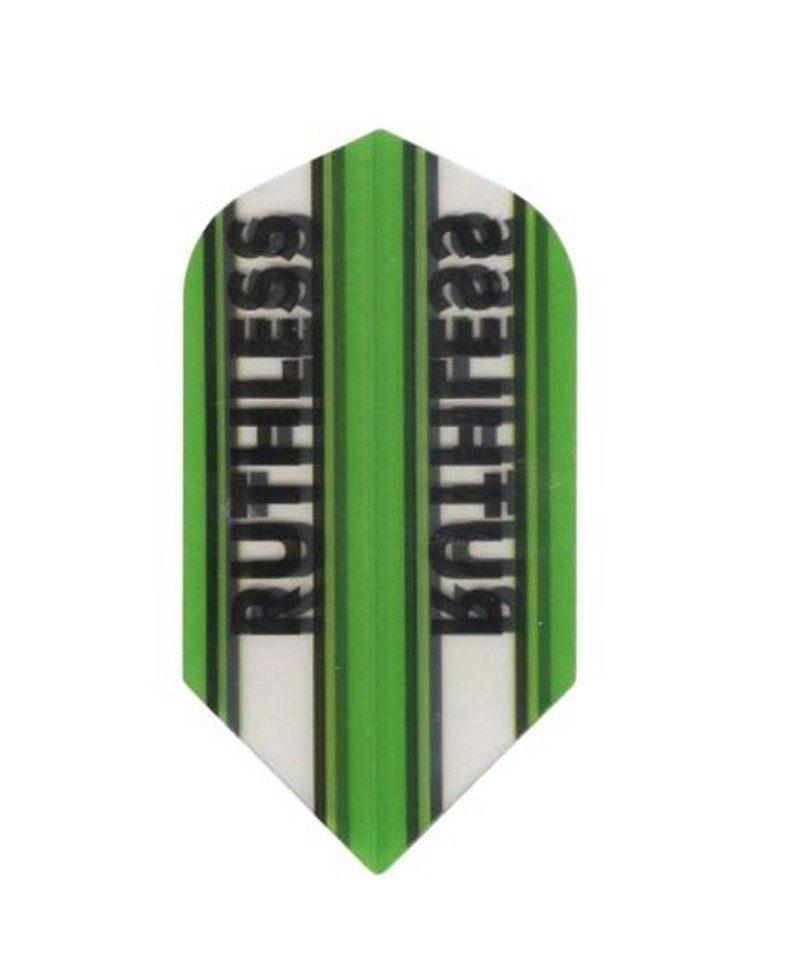 Aleta dardos Ruthless 18 slim  verde