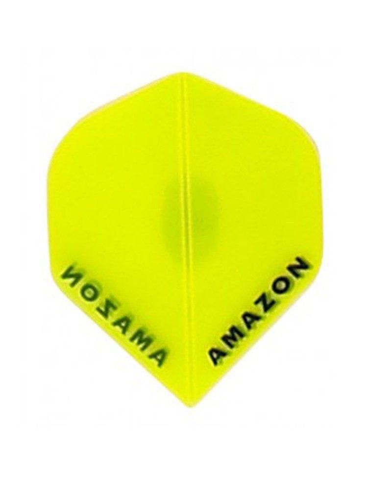 Aleta dardos DBB Amazon amarilla Std