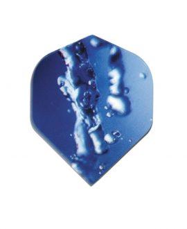 Water darts flights blue std