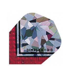 Aleta DBB Dimplex 3d std roja