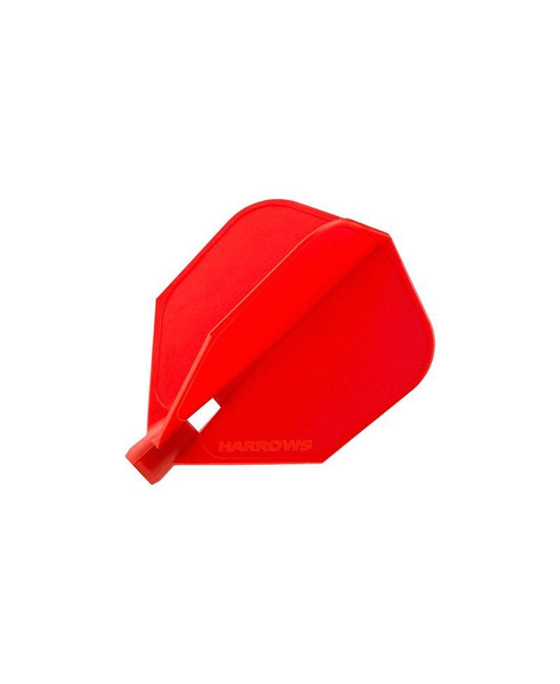 Aleta Harrows darts sistema Clic roja