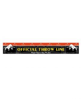 Throw line darts dbb