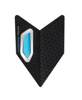 Aletas Harrows darts Velos 1003 azul