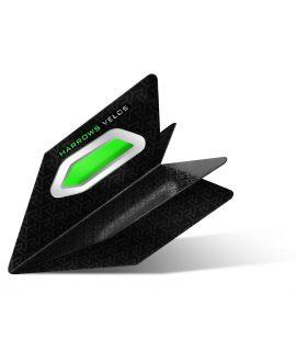 Aleta Harrows darts Velos 1005 verde