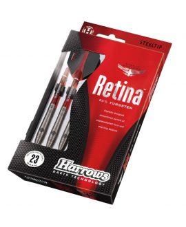 Dardos Harrows Retina 95% punta acero