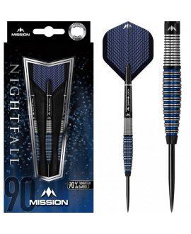Dardos Mission Nightfall M4 90% punta acero