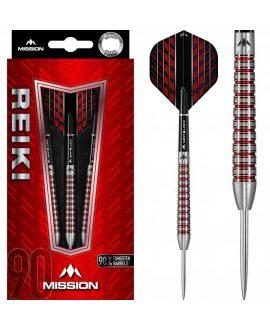 Mission darts  Reiki M1 90% tungsten steeltip