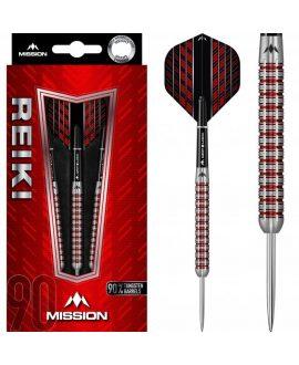 Dardos Mission Reiki M3 90% punta acero