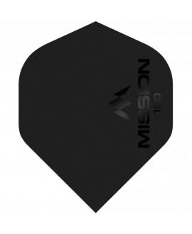 Aleta Mission darts 150 STD Negra