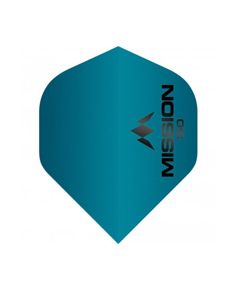 Aleta Mission darts  azul STD