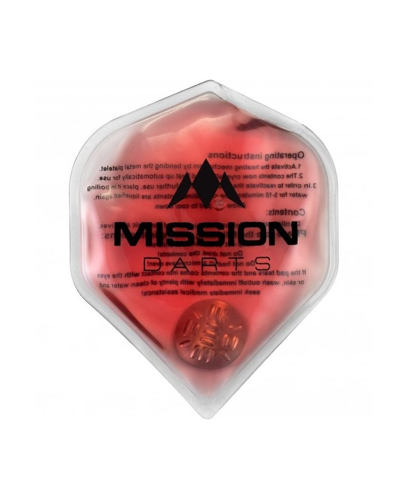 agarre dardos mission darts
