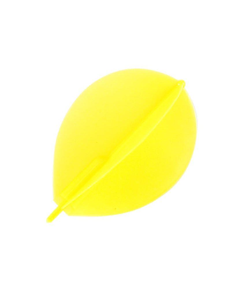 Aleta eva Japan ovalada amarilla