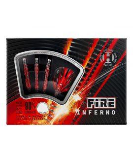 Dardos Harrows Fire Inferno 90%