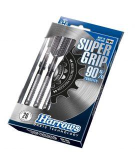 Dardos Harrows Supergrip 90% punta acero