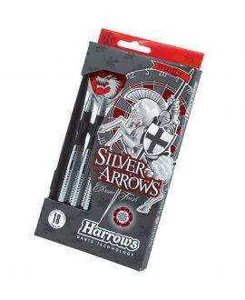 Dardos Harrows Silver Arrows Gk punta acero