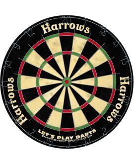 Diana tradicional Harrows dartsLets Play Darts