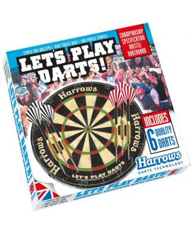 Diana tradicional Lets Play Darts
