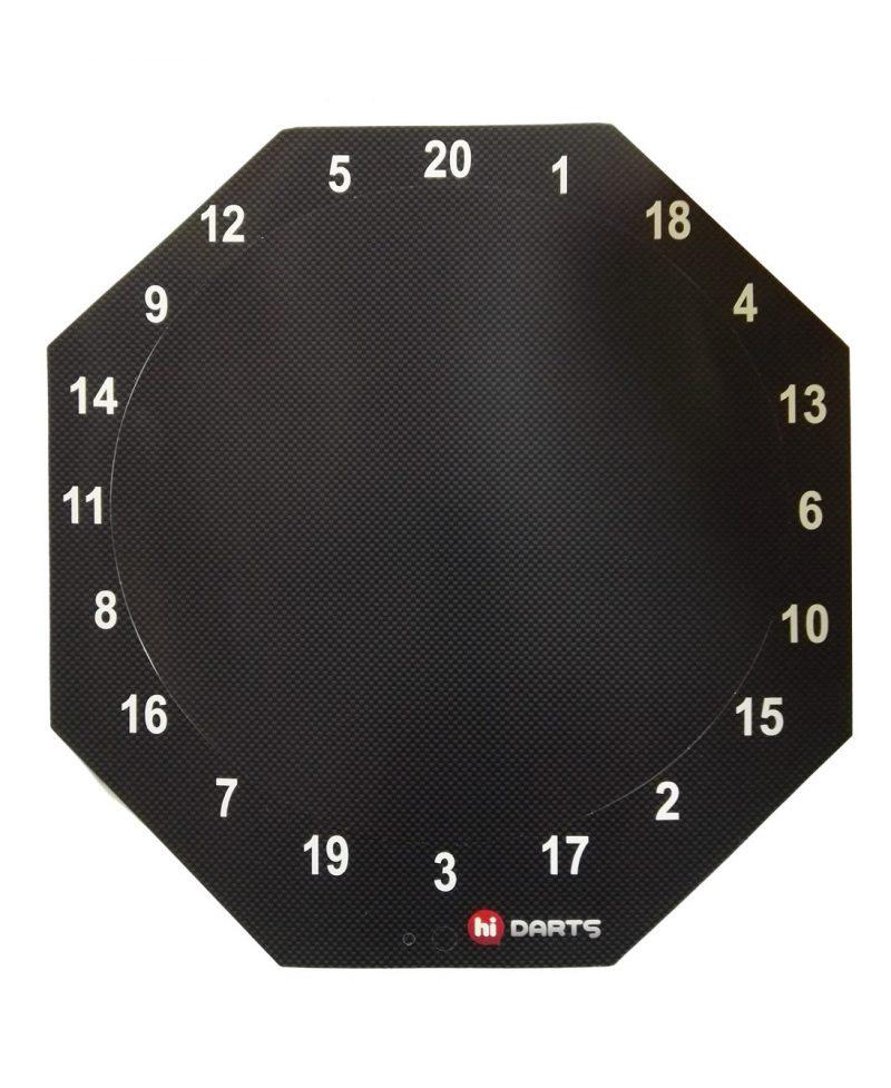 Plantilla marco diana electrónica  Hi darts