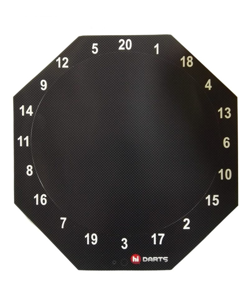 Plantilla marco Hi darts