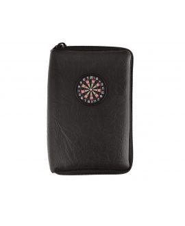 Leather darts case