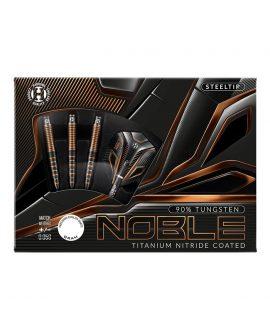 Dardos Harrows darts Noble 90% punta acero