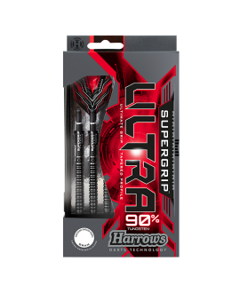 Dardos Harrows darts Supergrip Ultra 90%