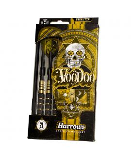 Dardos Harrows darts Voodoo punta acero