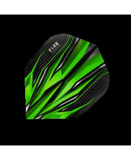 Aleta Harrows darts Fire 1101 verde