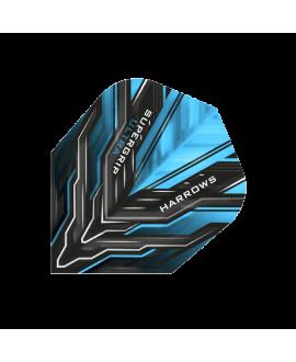 Aleta Harrows darts Supergrip Ultra 3501 azul