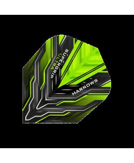 Aleta Harrows darts Supergrip Ultra  3502 verde