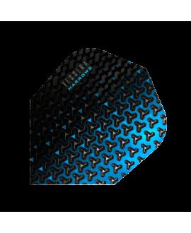 Aletas Harrows darts Tessera 5703 azul