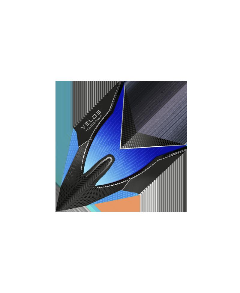Aleta Harrows darts Velos 1012 azul